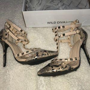Size 8 Brand New heels